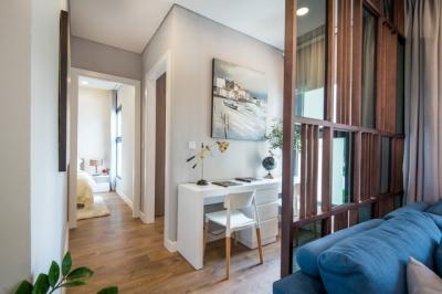 9 mẹo giúp ăn gian diện tích cho căn hộ nhỏ